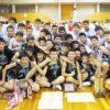実践学園中学校が全国中学校バスケットボール大会で優勝!